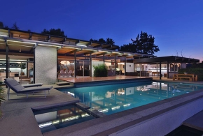 Neutra Estate in Tarzana (San FernandoValley)