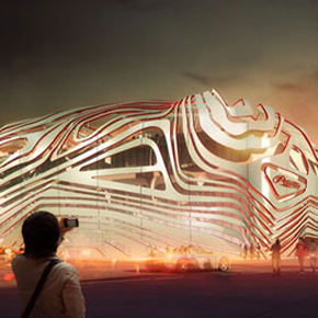 Newly Renovated: Petersen Automotive Museum in LA (MiracleMile)